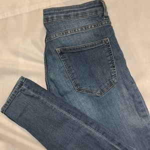 Divided Skinny Jeans